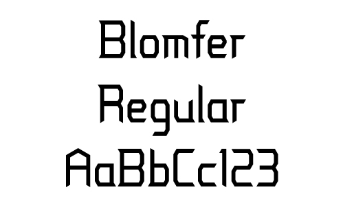 All The Regular Fonts