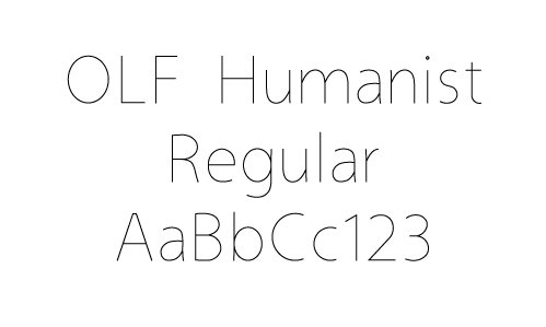 Line free for single engraving fonts 12 Single