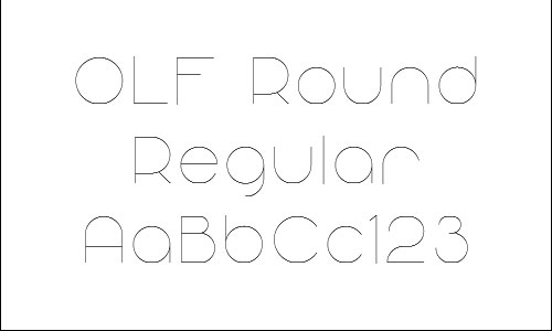 OLF Round Regular